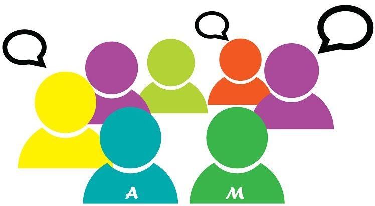 actividades de discusión en línea