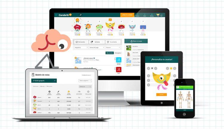 CEREBRETI: una plataforma amigable para implementar gamificación en el aula