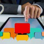 ¿Qué es la comunicación sincrónica y asincrónica en la enseñanza virtual?